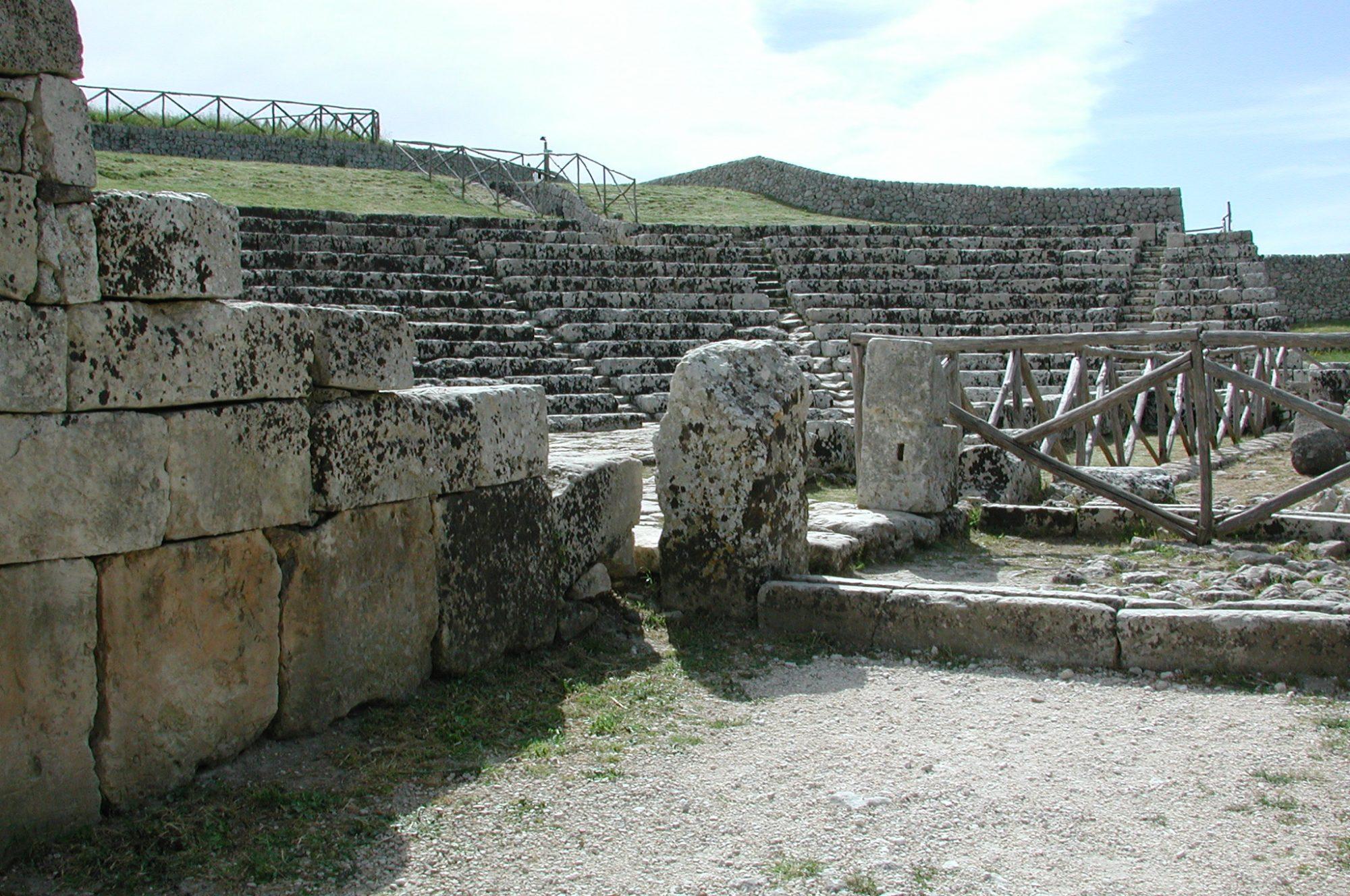 teatro greco di akrai